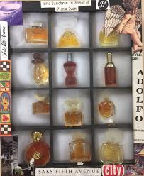 COLLECTIONS: PERFUME BOTTLES PART 1 -