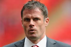 Jamie Carragher. Retiring Liverpool football star Jamie Carragher is set to be signed up as a Sky Sports pundit. The defender, 35, who will quit playing at ... - Jamie%2520Carragher