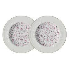 <b>Набор суповых тарелок</b> из 2 штук <b>Стиль</b> 230мм - Colombo ...