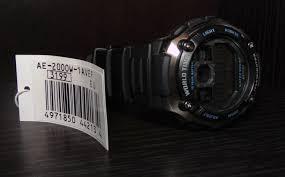 Обзор от покупателя на Наручные <b>часы CASIO AE</b>-<b>2000W</b>-<b>1A</b> ...