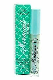 <b>Too Faced Mermaid Tears</b> Mystical Effects Lip Topper Holographic ...