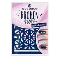 <b>Essence</b> Broken Holo <b>Nail Stickers</b> 12 - Multi | Buy Online in South ...