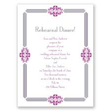 rehearsal dinner invitations invitations by dawn rehearsal dinner invitations bling border petite rehearsal dinner invitation