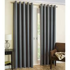 thermal homeminimalis curtains grey blackout chic and creative