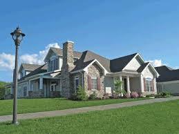 Multi Family House Plans  Triplexes  amp  Townhouses   The House Plan Shop   Unit Multi Family House Plans