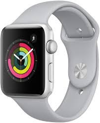 Купить <b>Умные часы Apple Watch Series 3</b>, 42 мм серебристый ...