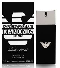Giorgio <b>Armani EMPORIO DIAMONDS</b> BLACK CARAT m EDT 50 ml
