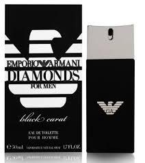 Giorgio <b>Armani EMPORIO DIAMONDS</b> BLACK CARAT m EDT 50 ml