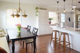 floor white oak traditional dining room natural white oak floor dining room traditional interior designs with