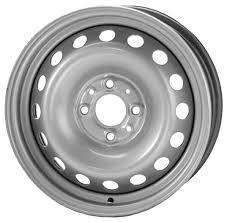 Колесный <b>диск ТЗСК Hyundai Solaris/KIA</b> Rio 6x15/4x100 D54.1 ...