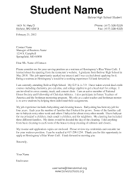 sample nursing student cover letter  as a student cover letter    sample high school student cover letter cover letter grad resume