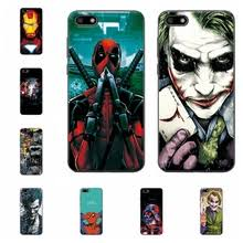 for huawei y5 prime 2018 case silicone robot hard rubber phone cover honor 7s 7 s fundas xywzv