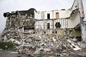 Resultado de imagen para Destrucción con bomba