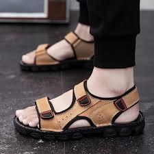 <b>Summer</b> New <b>Mens</b> Gladiator <b>Sandals</b> Outdoor <b>Breathable Men</b> ...