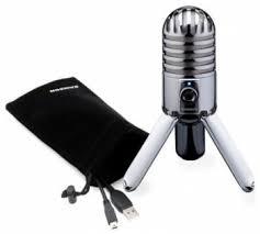 <b>USB микрофон Samson Meteor Mic</b> купить в Санкт-Петербурге ...