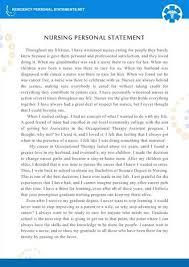 Nursing scholarship personal statement examples   Grupo Scout Marizaba