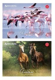 <b>Альбом для рисования BRAUBERG</b> Живая природа 29.7 х 21 см ...