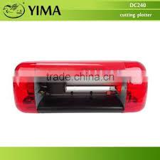 <b>Free</b> shipping by <b>DHL</b> Mini Vinyl Cutter Cutok DC240, PU <b>PVC</b> A4 ...