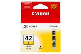 Картридж <b>Canon CLI</b>-<b>42Y</b> 6387B001 купить в Москве, цена на ...