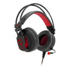 NEW! <b>Speedlink Maxter Stereo Gaming</b> Headset Black/Red SL ...