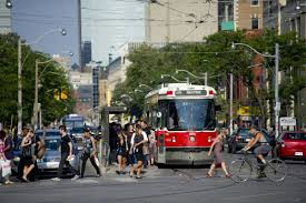Image result for toronto city downtown congestion