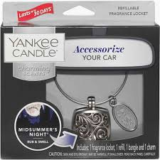 <b>Ароматический брелок для машины</b> Квадрат Yankee Candle ...