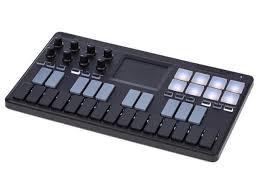 <b>MIDI контроллер Korg Volca</b> Sample - Чижик