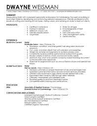hair stylist resume beautician cosmetologist resum hair stylist hair stylist resume templates hair stylist resume templates