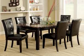 small dining room sets espresso