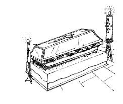 Znalezione obrazy dla zapytania pogrzeb chrześcijański