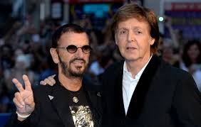 <b>Paul McCartney</b> and Pete Best lead well-wishers on Ringo Starr's ...