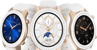 Huami's <b>Amazfit GTR</b> Titanium and <b>Glitter Edition</b> smartwatches ...