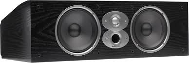 Polk Audio <b>CSi A6</b> (Black) Center channel speaker at Crutchfield