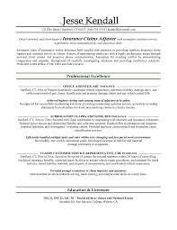insurance resume examples insurance underwriter resume examples claims adjuster resume sample