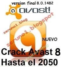 [Aporte] Licencia para Avast 8