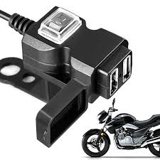 DIY <b>Motorcycle USB Car</b> Charger 12V with Switch Cigarette Lighter ...