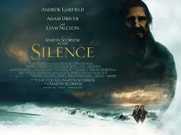 Image result for Silence movie poster 2016