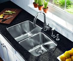 undermount kitchen sink stainless steel: image of undermount kitchen sink double