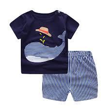 <b>Baby Boy Clothes Summer</b> 2019 <b>Newborn Baby Boys Clothes</b> Set ...