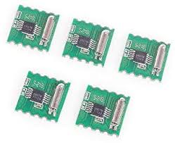 ANGEEK <b>5Pcs FM Stereo Radio</b> Module RDA5807M Wireless ...