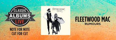 CAL <b>Fleetwood Mac</b> - <b>Rumours</b> | Ruth Eckerd Hall