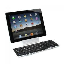 iClever <b>Portable Folding Keyboard, Bluetooth Wireless</b> Tablet ...