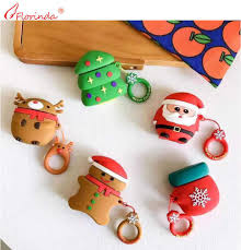 Online Shop Merry <b>Christmas</b> Gift For airpods 2 Silicone <b>Cover</b> ...