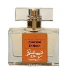 Отзывы о <b>Galimard Journal Intime</b> Parfum от пользователей ...
