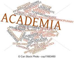 Image result for academia