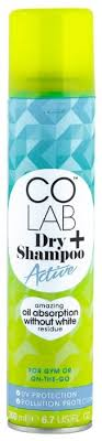 <b>Colab сухой шампунь Active</b>, 200 мл — купить по выгодной цене ...