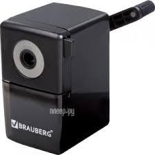 Купить <b>Точилка</b> механическая Brauberg BlackJack Black 222516 ...