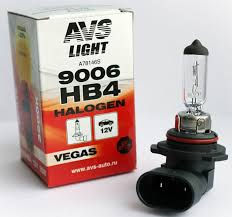 Галогенная <b>лампа AVS Vegas HB4/9006</b> (A78146S) 12V 55W 1шт