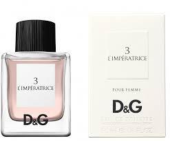 <b>Dolce&Gabbana 3 L</b>'<b>Impératrice Туалетная</b> вода 50 мл