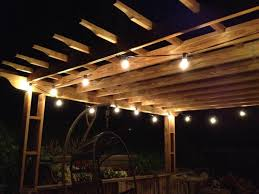 commercial patio string a